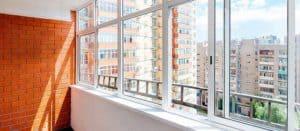 Отделка и остекление балконов и лоджий