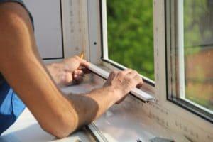 Пластиковые окна и двери: бесплатный замер