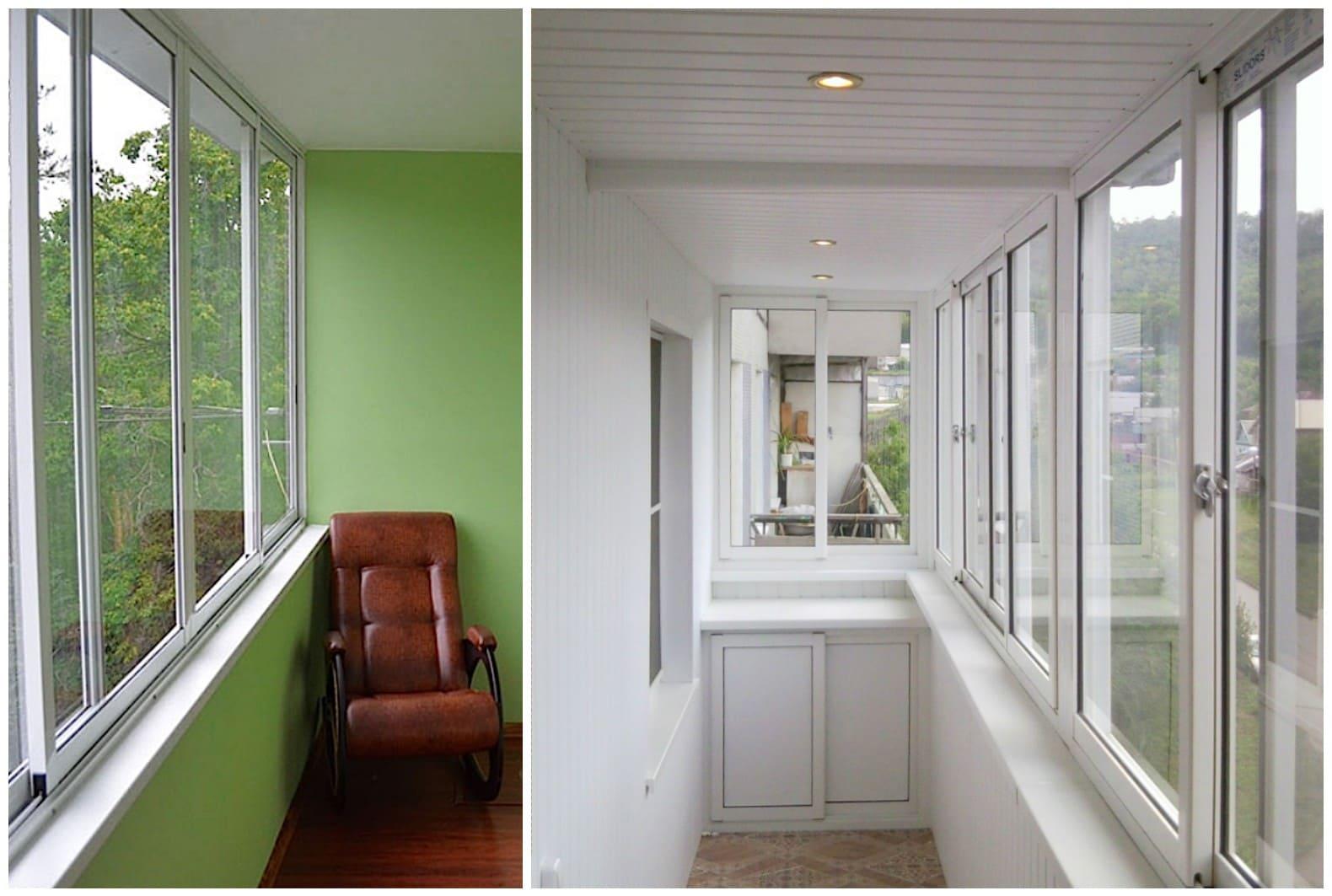 Теплое или холодное остекление балконов и лоджий: что выбрать?