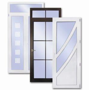 Изготовление дверей и других конструкций из ПВХ
